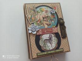 Мини поп ап альбом Safari Adventure '' в Stranamasterov.by Беларусь.