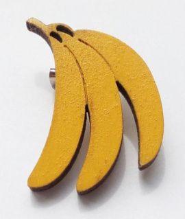 Брошь-значок Banana в Stranamasterov.by Беларусь.
