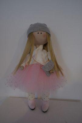 Кукла-малышка Розовое счастье в Stranamasterov.by Беларусь.