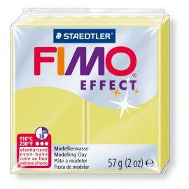 Полимерная глина FIMO EFFECT цитрин 8020-106 57гр Россия.