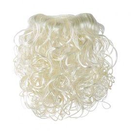 Трессы-кудри для кукол, 50*30см 2шт в упаковке (блонд) AS16-02 Беларусь.
