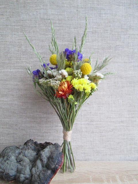Букет Сухоцветы в Stranamasterov.by