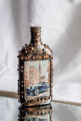 Бутылка для коньяка Мужская в Stranamasterov.by Беларусь.