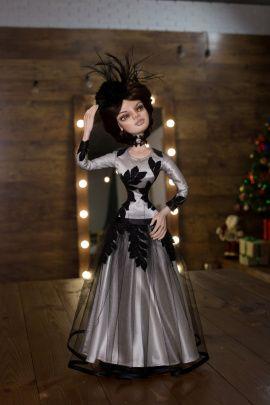 Авторская кукла Каролина в Stranamasterov.by Беларусь.