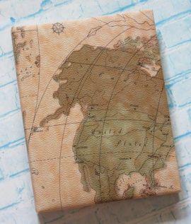 Блокнот Карта в Stranamasterov.by Россия.