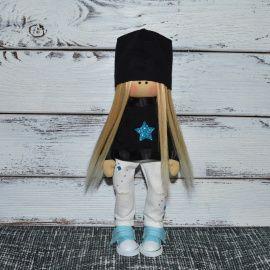 Интерьерная кукла Звезда Яна в Stranamasterov.by Беларусь.