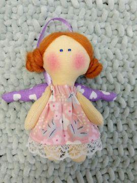 Куколка-ангелочек Мила в Stranamasterov.by Беларусь.