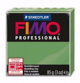 Полимерная глина FIMO PROFESSIONAL Цвет зелени 8004-57 85гр Россия.