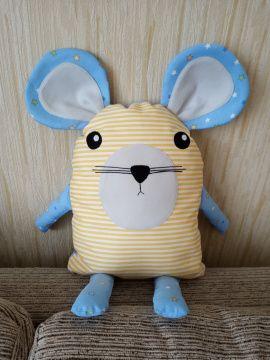 Подушка - мышонок Подушка - игрушка в Stranamasterov.by Беларусь.