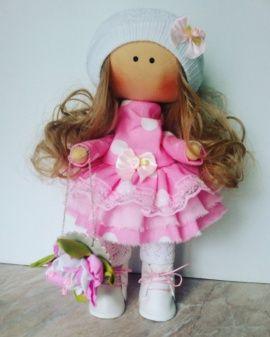 Кукла-малышка Ася в Stranamasterov.by Беларусь.