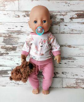 Кофточка и штанишки Для куклы Baby Born 43 см в Stranamasterov.by Беларусь.