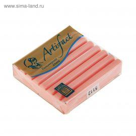 Полимерная глина 50гр шифон Спелая папайя, 5112, ARTIFACT Беларусь.