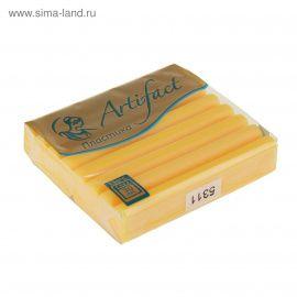 Полимерная глина, шифон Манго, 50гр, Т2260, ARTIFACT Беларусь.