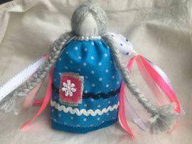 Народная кукла мотанка Желанница в Stranamasterov.by Беларусь.