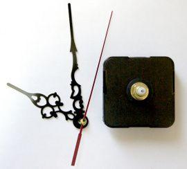 Часовой механизм 3-BC кварцевый, 24120 Россия.