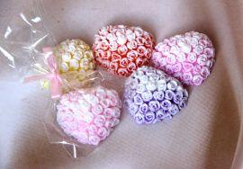 Мыло свадебное Бонбоньерка - подарок ручной работы на свадьбу Беларусь.