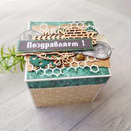 Magic box Мужской в Stranamasterov.by Беларусь.