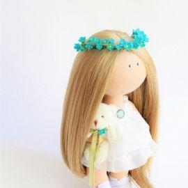 Кукла интерьерная в Stranamasterov.by Беларусь.