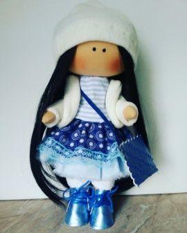 Кукла-малышка Надежда в Stranamasterov.by Беларусь.