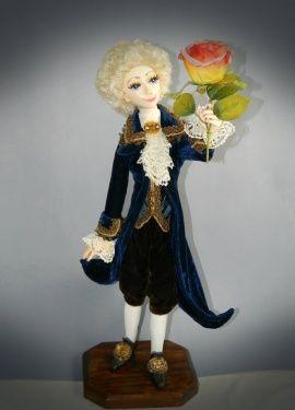 Авторская кукла Маленький принц в Stranamasterov.by Беларусь.