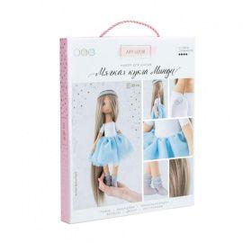 """Интерьерная кукла """"Минди"""", набор для шитья, 18*22.5*2.5см, 3548676 Россия."""