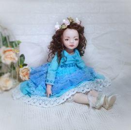 Интерьерная кукла Кукла Эмилия в Stranamasterov.by Россия.