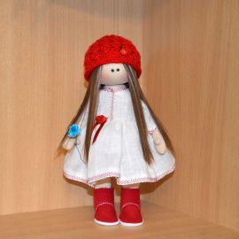 Интерьерная кукла Белорусочка в Stranamasterov.by Беларусь.