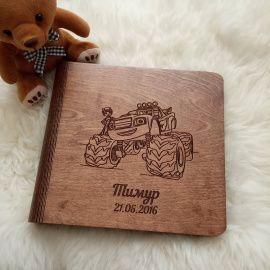 Фотоальбом Альбом для мальчика в Stranamasterov.by Беларусь.