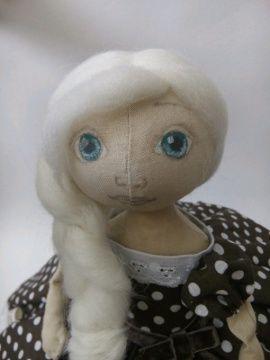 Кукла-грелка Настенька в Stranamasterov.by Россия.