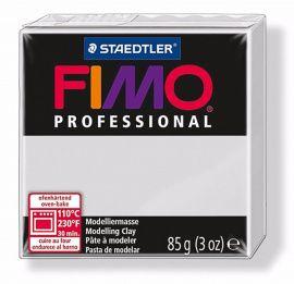 Полимерная глина FIMO PROFESSIONAL Серый дельфин 8004-80 85гр Россия.