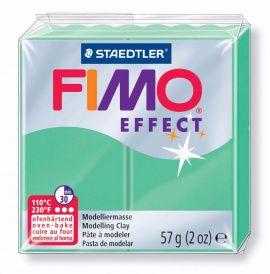 Полимерная глина FIMO EFFECT нефрит 8020-506 57гр Россия.
