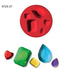 Формы силиконовые Кристаллы FIMO 8725-27 Беларусь.