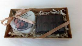 Набор мыла Всё будет в шоколаде в Stranamasterov.by Беларусь.