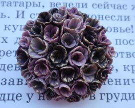 Брошь Елена в Stranamasterov.by Беларусь.