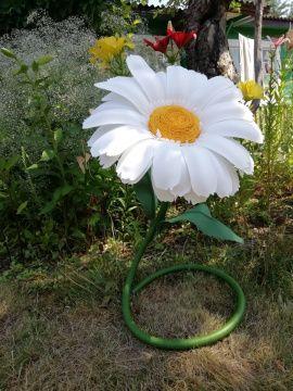 Цветок для декора Ромашка в Stranamasterov.by Беларусь.