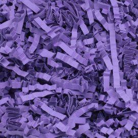 Наполнитель флористический бумажный, фиолетовый, 100гр, 57627 Россия.
