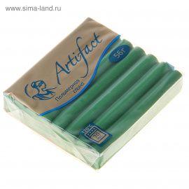 Полимерная глина 56г классический Травяной зеленый, 152, ARTIFACT Беларусь.