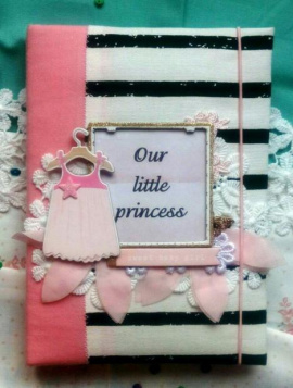 Беби-бук Little Princess в Stranamasterov.by Беларусь.
