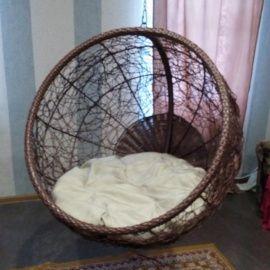 Подвесное кресло Релакс в Stranamasterov.by Беларусь.
