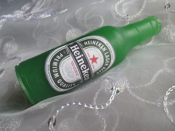 Мыло ручной работы Бутылка пива в Stranamasterov.by