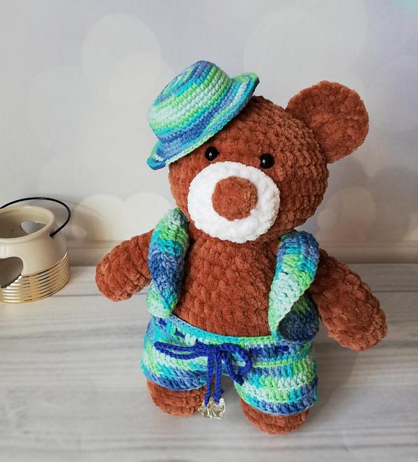 Игрушка Медведь в Stranamasterov.by