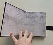 Блокнот натуральная кожа Сова 15х17 см в Stranamasterov.by