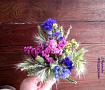 Букет эко Полевые цветы в Stranamasterov.by