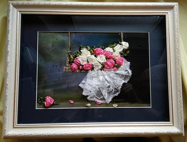 Картина Розы для любимой в Stranamasterov.by