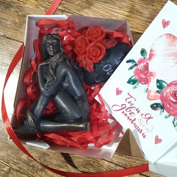 Набор мыла подарочный Для тебя в Stranamasterov.by