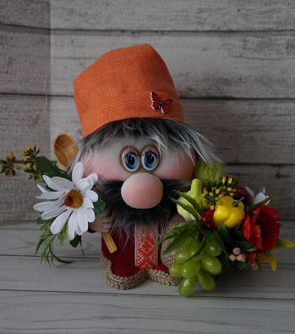 Интерьерная кукла Домовёнок большой в Stranamasterov.by