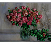 Картина Розы на подоконнике в Stranamasterov.by