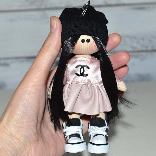 Кукла-брелок Гламурная крошка в Stranamasterov.by