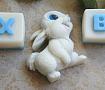 Набор сувенирного мыла Кролик + буквы ХВ 2 в Stranamasterov.by