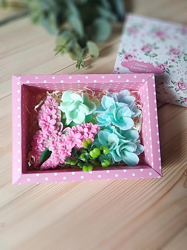 Набор мыла Весна в Stranamasterov.by